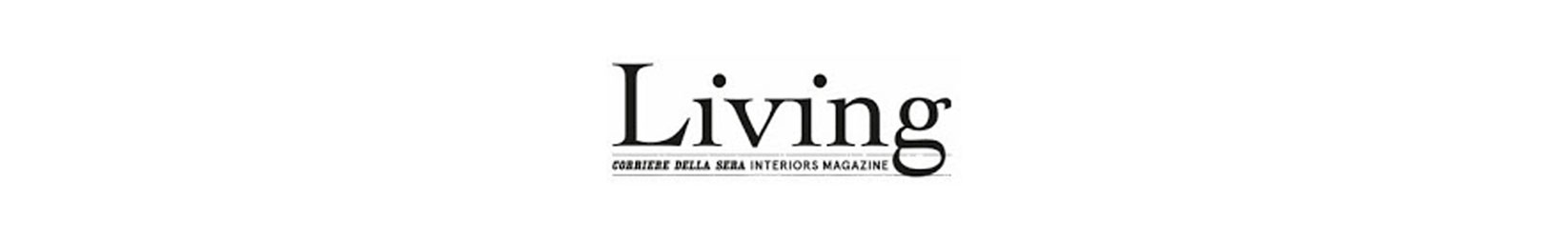 Living Corriere | Lata magazine rack