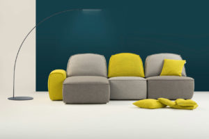 Lazy sofa Calia Italia Winner German Design Award 2020 studio pastina