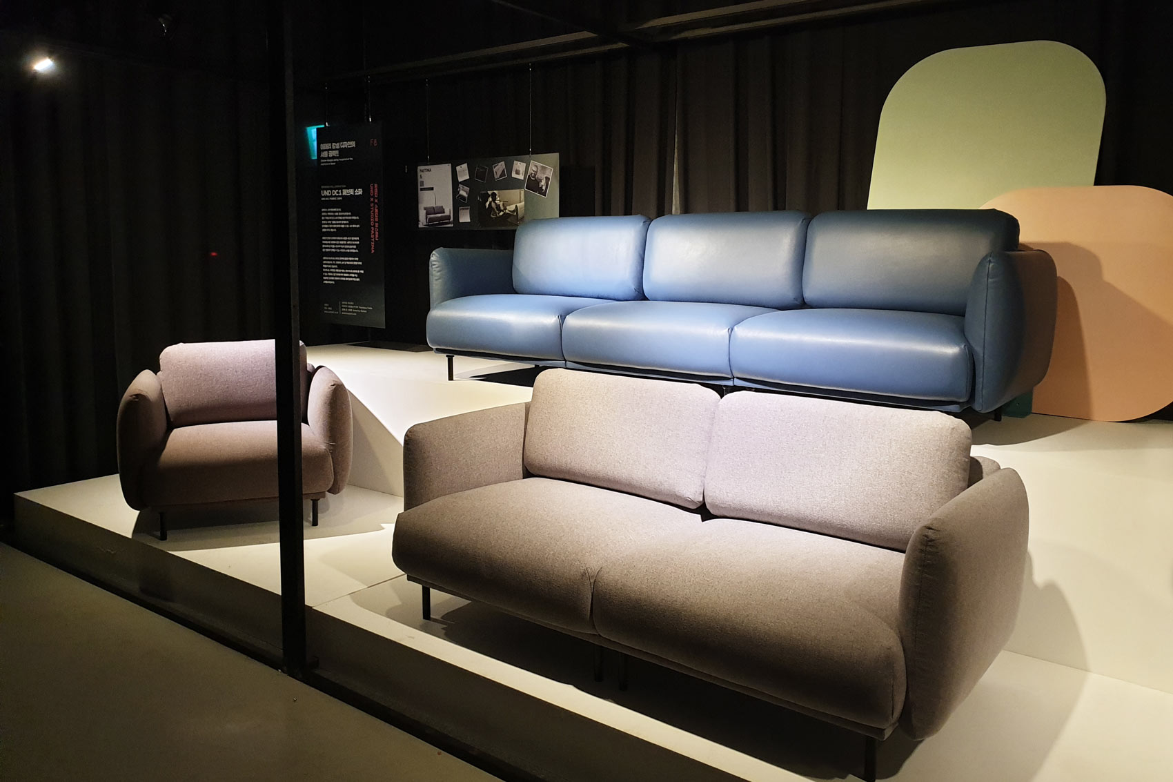 Studio Pastina x UND <br>at DDP Design Fair 2019