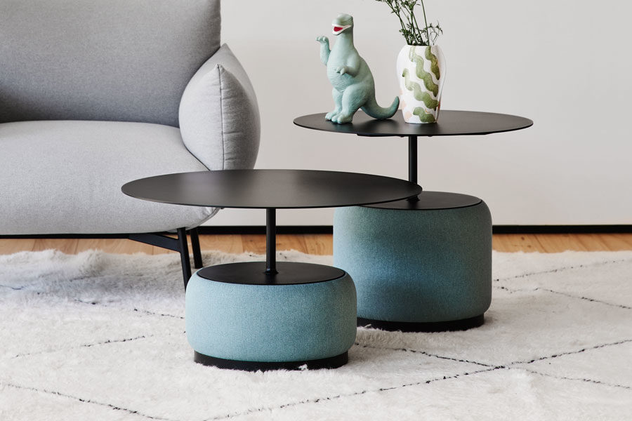 Bloom coffee table Midj design Studio Pastina